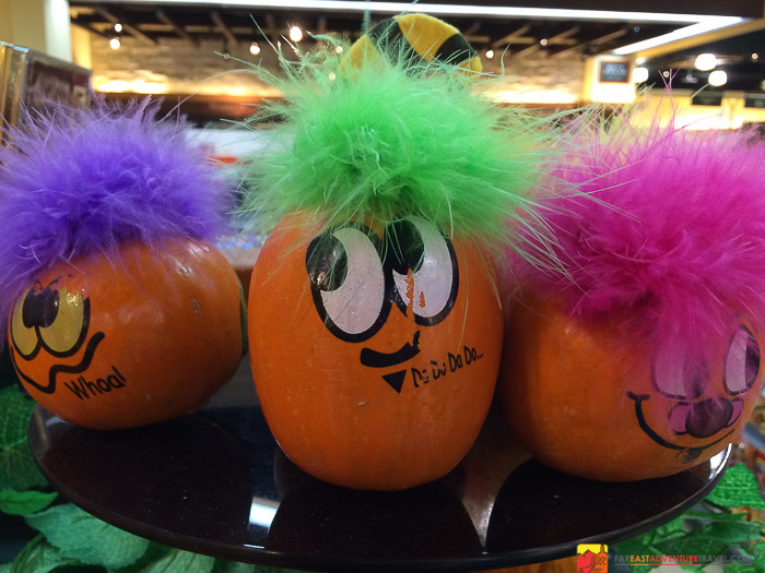 Halloween in Taipei - Jason's Supermarket - Q Square - shot with the iPhone 5s