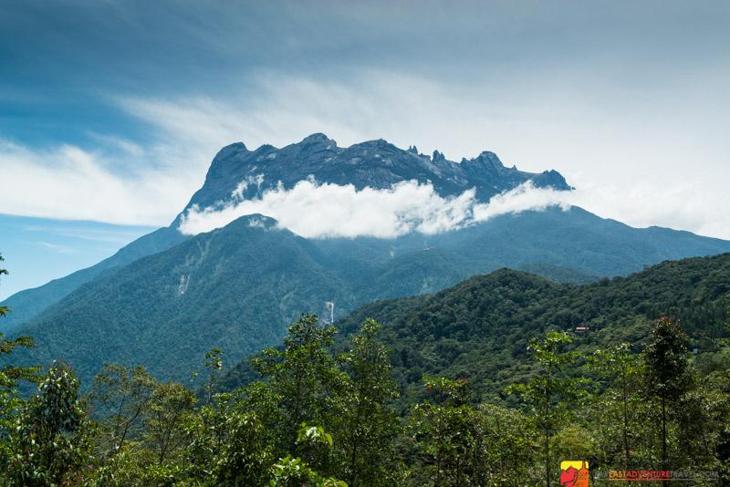 Mt. Kinabalu - the highest mountain in Borneo and Peninsular Malaysia