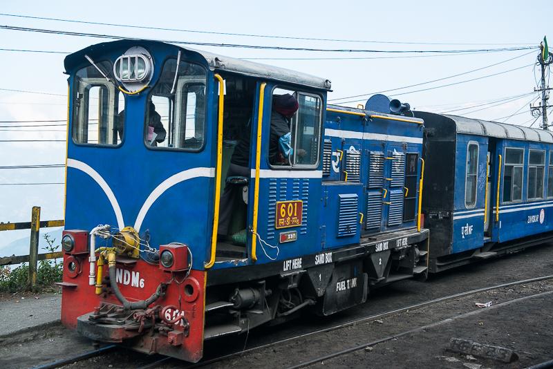 The Darjeeling Himalayan Railway - Darjeeliing, India