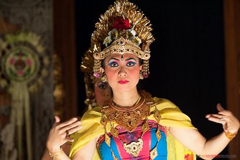 Barong Performance-The Royal Palace Ubud