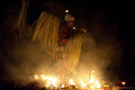 The Kecak Fire Dance Trance