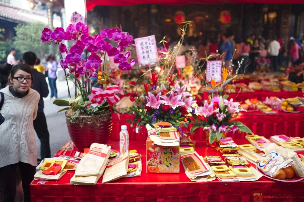 Baoan Temple Chinese New Year
