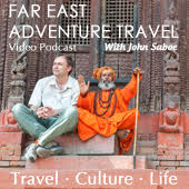 Adventure Travel -Far East Podcast