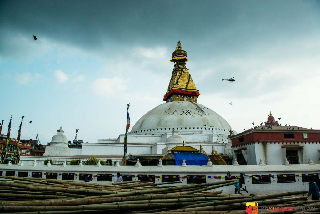 Boudhanath-Walking In The Footsteps Of Tibetan Buddhists - Far East Adventure Travel