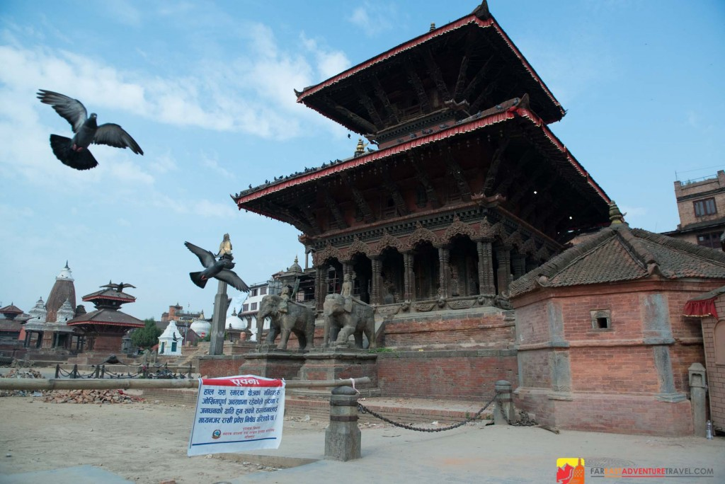 Earthquakes Of Nepal Shift Patan's Cultural Heritage - Far East Adventure Travel