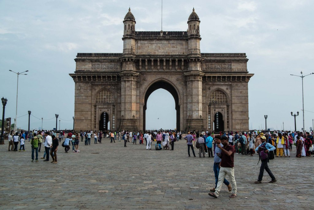 "Mumbai's most famous landmark, The Gateway of India is one of the most visited sites in the country's largest city. One of the highlights of Far East Adventure Travel-Best of ""Live"""