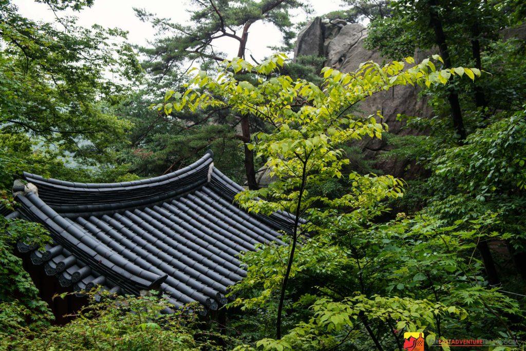Bukhansan National Park-Seoul, South Korea